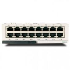 Плата 16SLI3, 16 аналоговых абонентов с CID и DTMF для OfficeServ7100, 7200, 7400, SCM